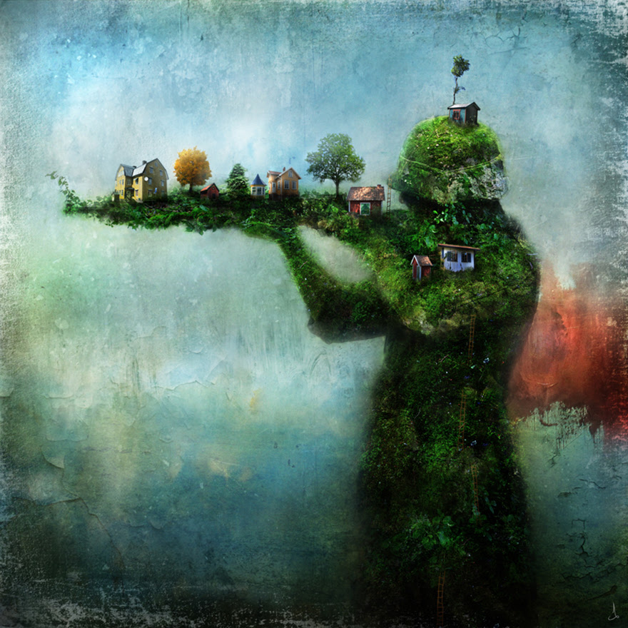 Alexander Jansson illustration fairytale6