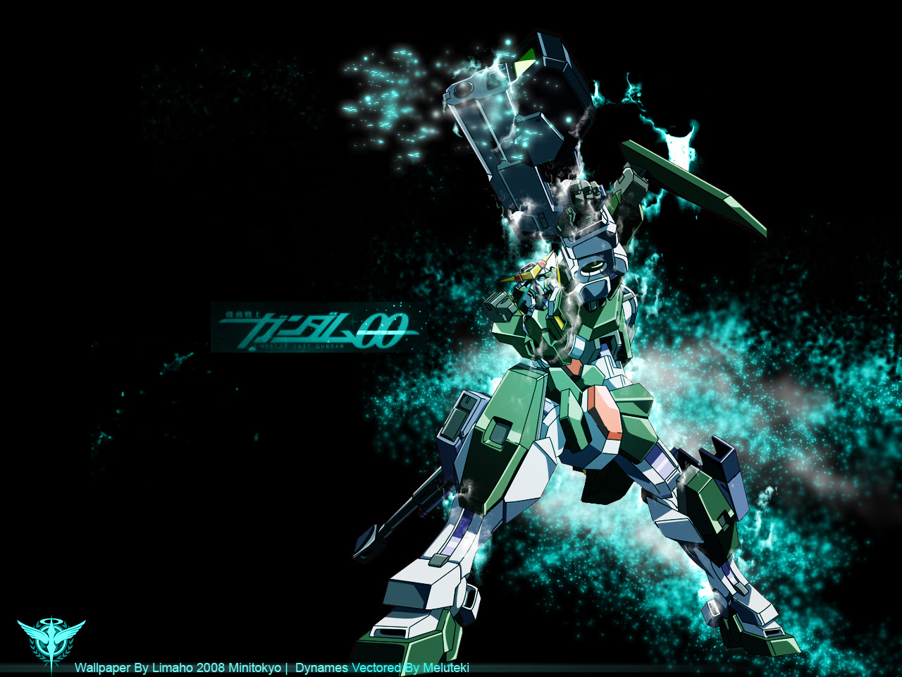 Mobile Suit Gundam 00 Wallpaper One Last Shoot Minitokyo