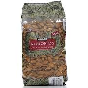 Kirkland Signature Non Pareil Almonds, 3-Pounds