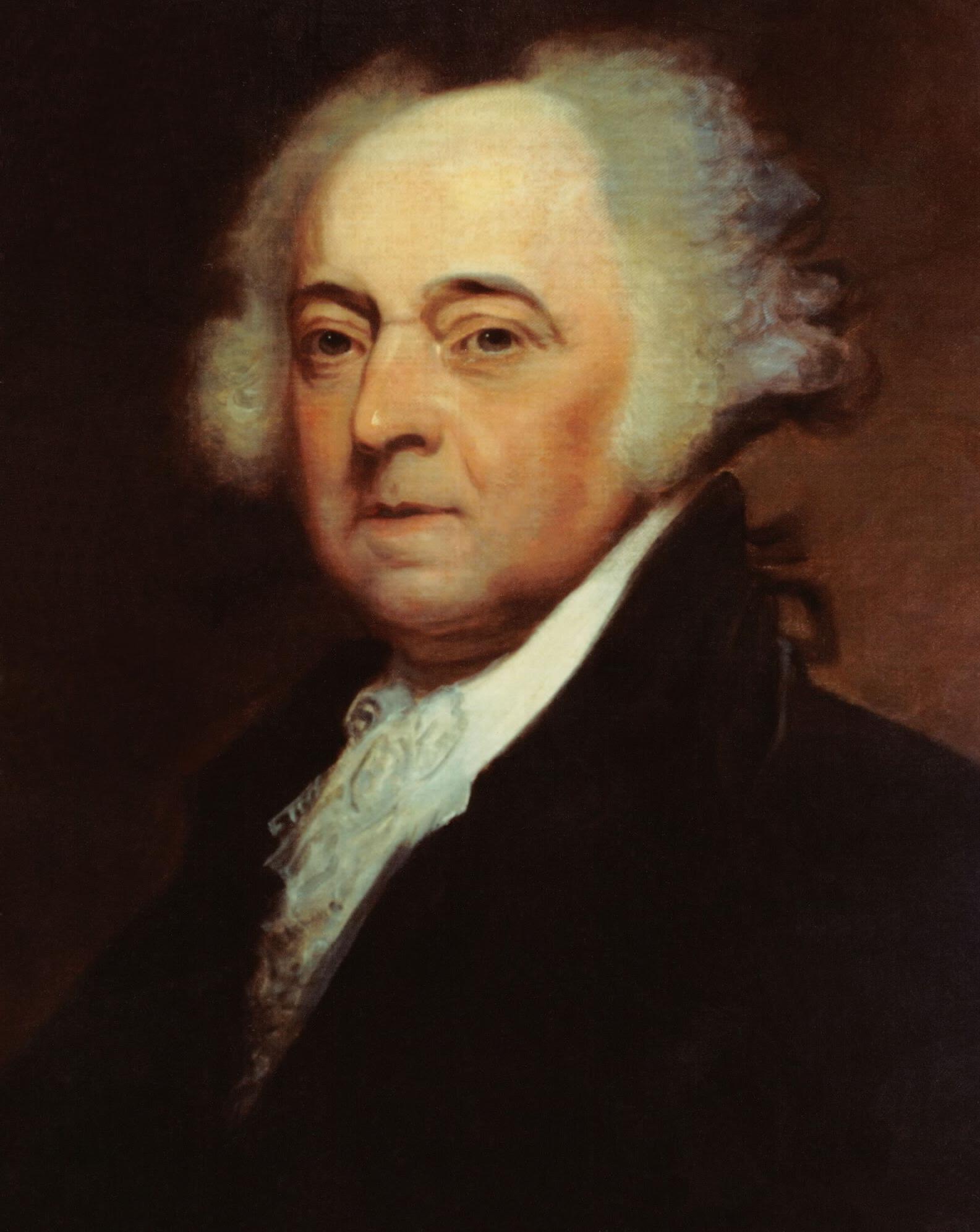 Asher Brown Durand: John Adams