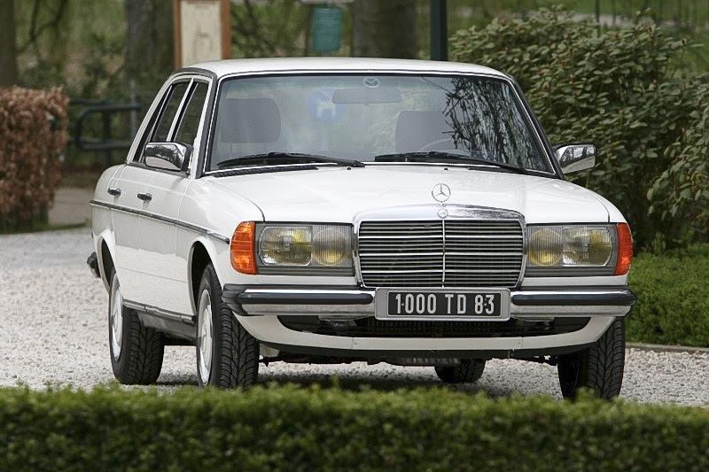 1984 Mercedes-Benz 230E | German Cars For Sale Blog