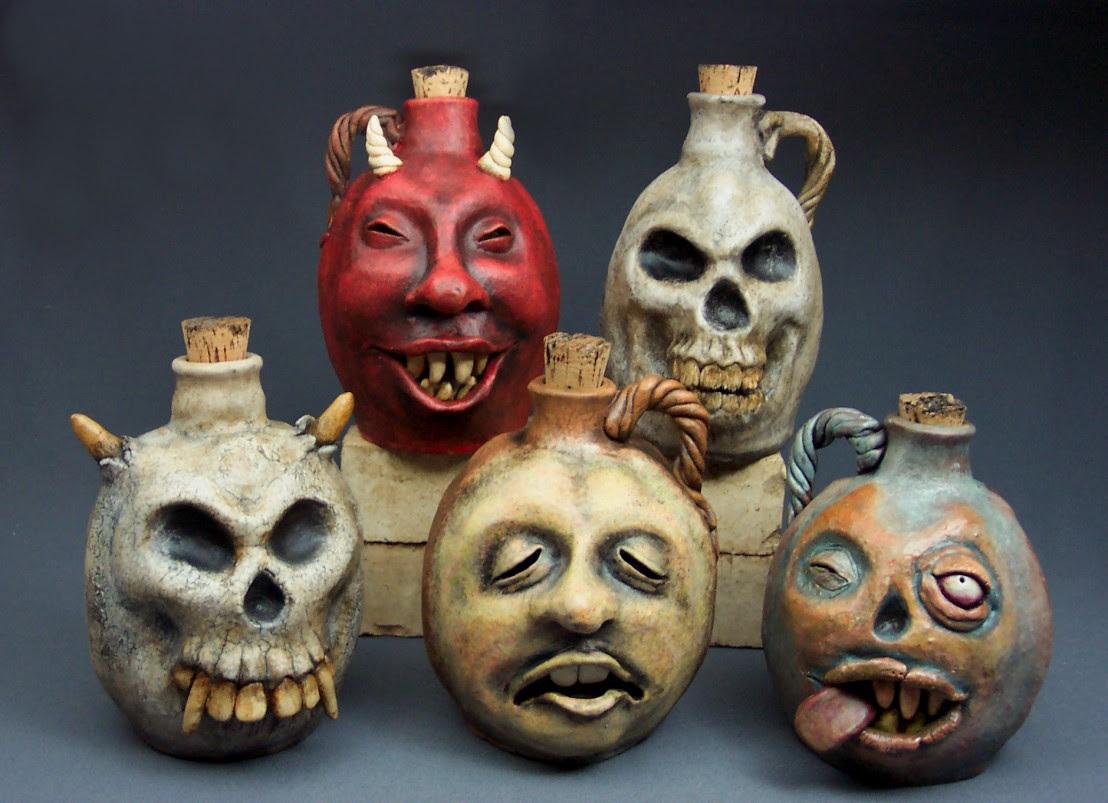 The Jug O Lantern Family