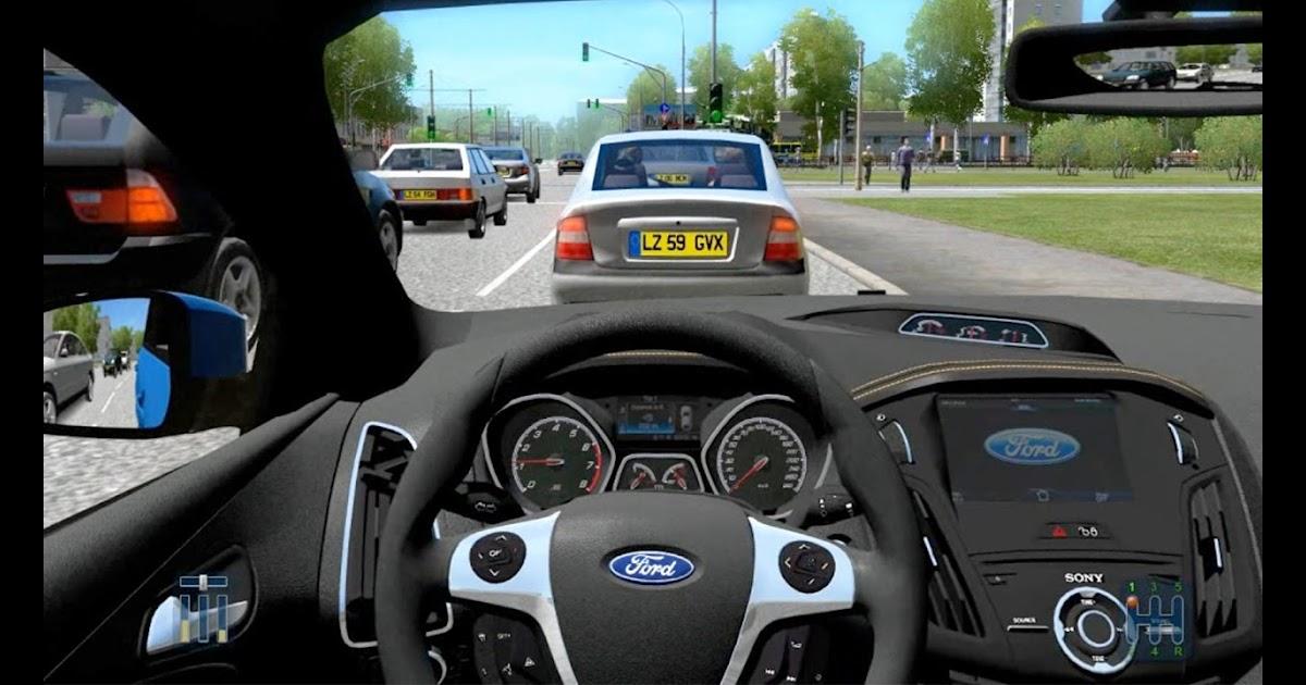 تحميل وتفعيل لعبة تعليم قيادة السيارات city car driving