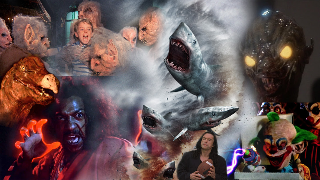 Your Bad Movie Night Guide, Vol. 1: Shark Attack 3: Megalodon screenshot