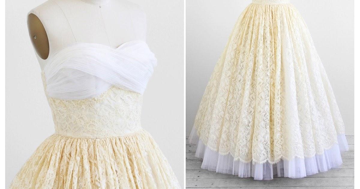 Vintage 50s Wedding Dresses | Cheap Wedding Dresses