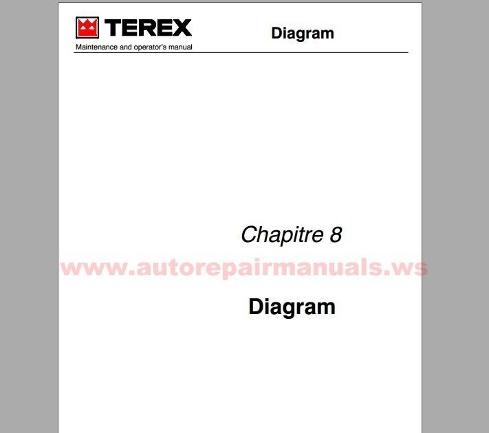 keygen autorepairmanuals ws  terex crane ac40  2 2l