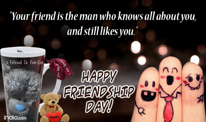 Happy Friendship Day 2016 Messages 20 Beautiful Quotes Wishes