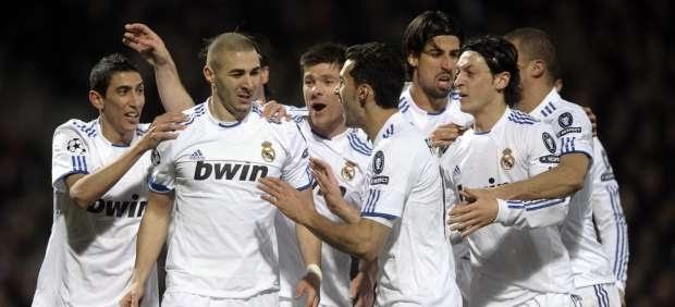 Benzema manda sobre todos los goleadores de la Champions