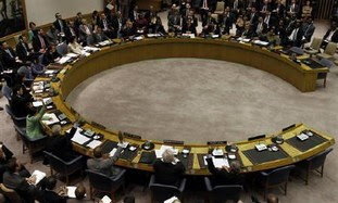 The United Nations Security Council [file]