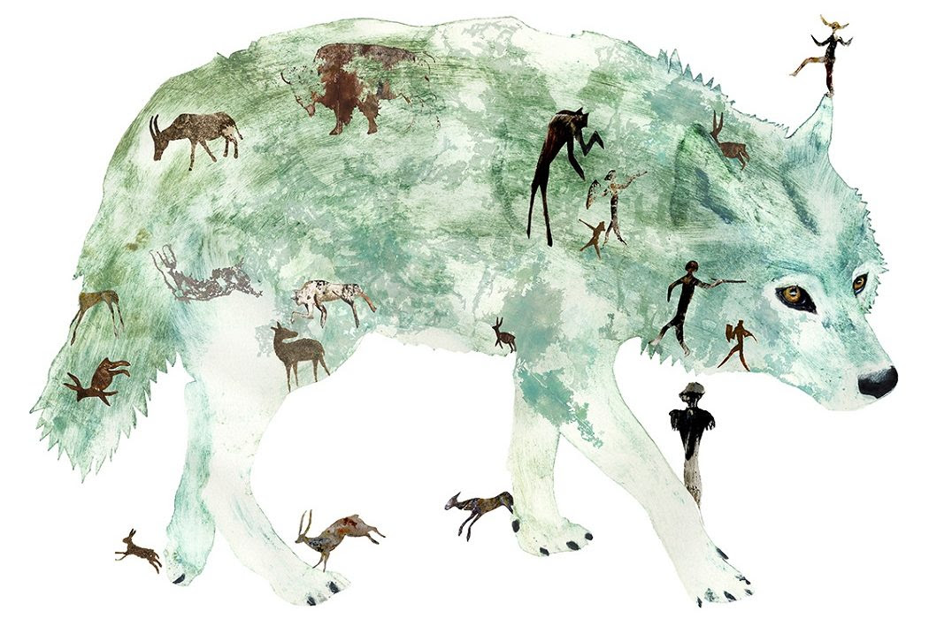 Running With The Wolves The Learned Pig