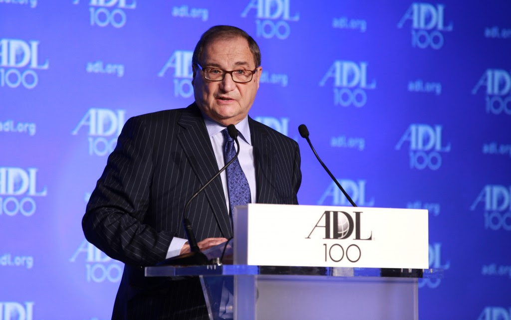 Abraham Foxman, the longtime national director of the Anti-Defamation League, is retiring. (David Karp)