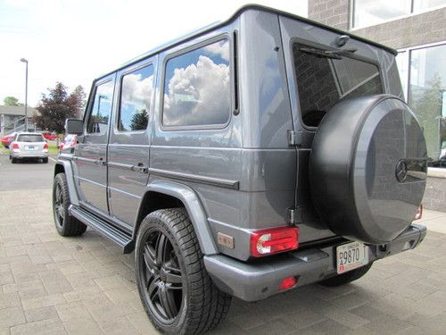 Buy used 2012 Mercedes-Benz G-550 Custom Blacked Out G ...