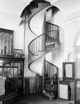 File:Spiral Staircase in the Presbytere New Orleans 1934.jpg ...