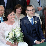 Tart-le-Bas | A Tart-le-Bas, samedi, on a célébré le 18e mariage en... 20 ans !