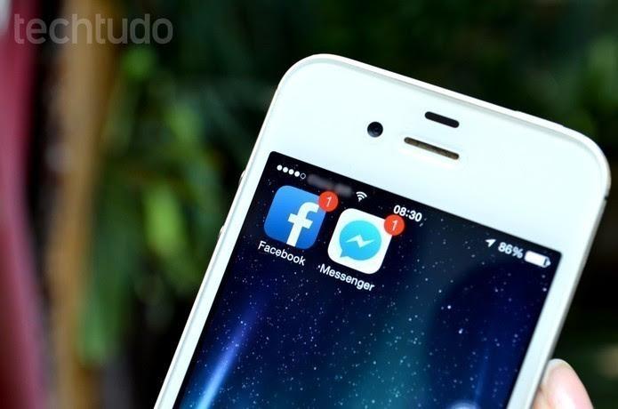 facebook-messenger-home (Foto: É possível ainda livrar-se de mensagens antigas no Facebook (Foto: Luciana Maline/TechTudo))