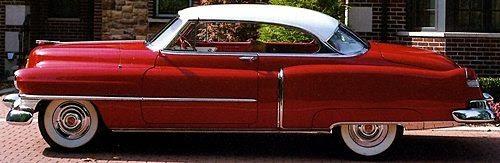 1950s Cars - Cadillac - Photo Gallery | Fifties Web