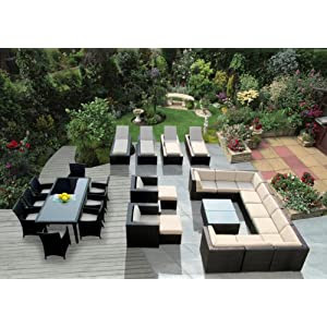 in087: $Buy Genuine Ohana Outdoor Sectional Sofa, Dining and ...