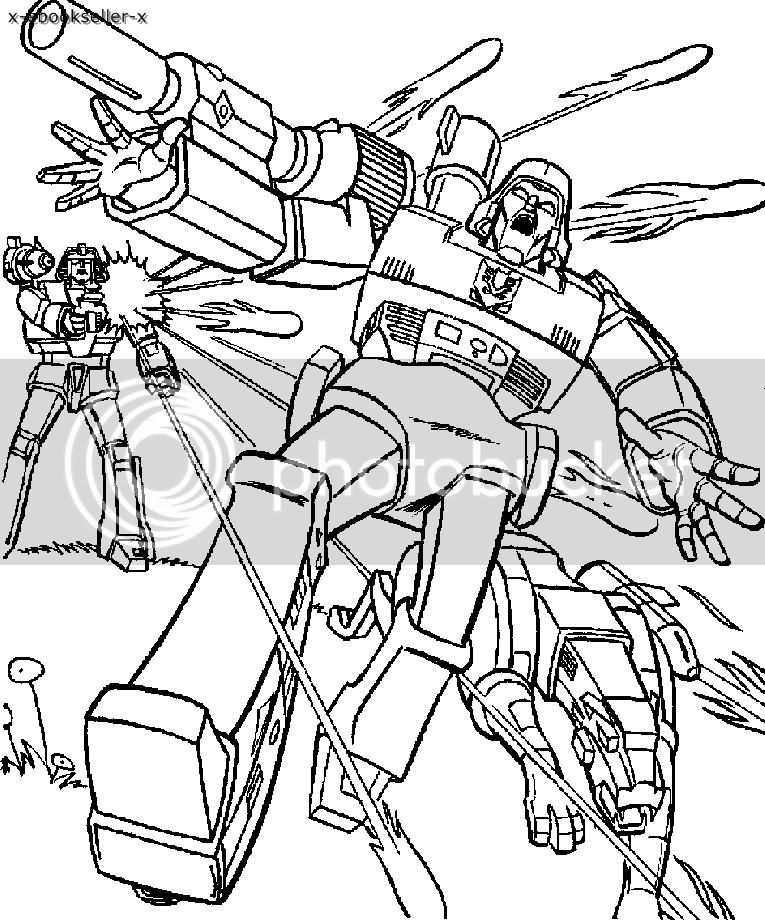 Immagini Da Colorare Disegni Da Colorare Transformers