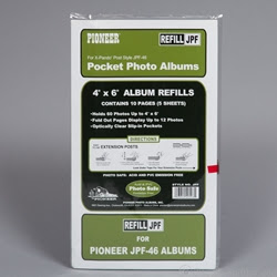 Photo Album Refill Pages
