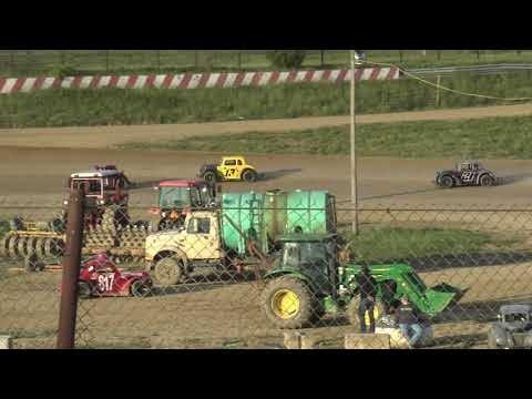 Brushcreek Motorsports Complex   5/8/21   Ohio Valley Legends Car Series   Feature 1