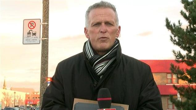 Pierre Veilleux, président de l'Association des policiers provinciaux du Québec.