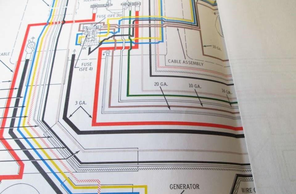 1996 Mercruiser Thunderbolt Ignition Wiring Diagram