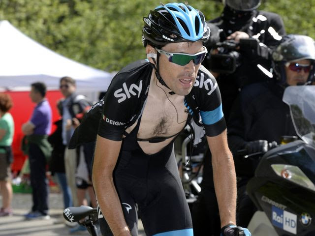 Deignan: Out front again at the Giro
