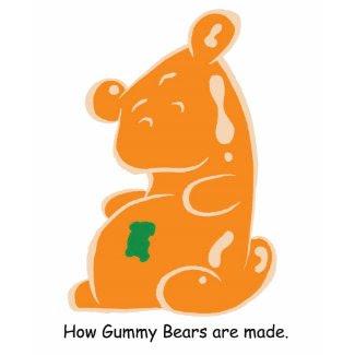 Baby Gummy Bear shirt