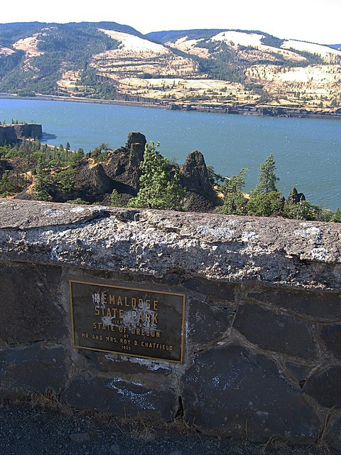 Memaloose Overlook