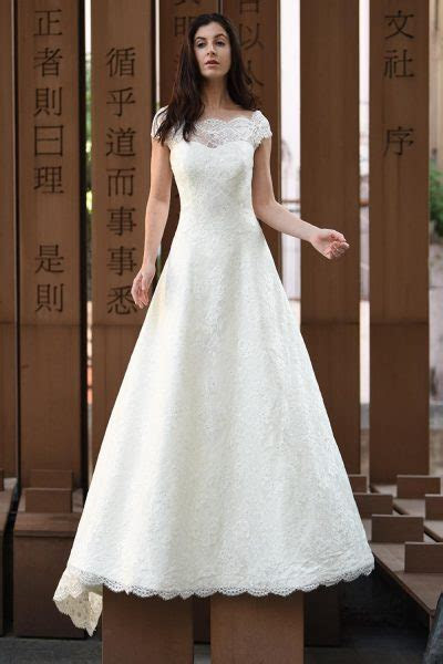 Illusion Sweetheart Neck Off The Shoulder Lace Wedding