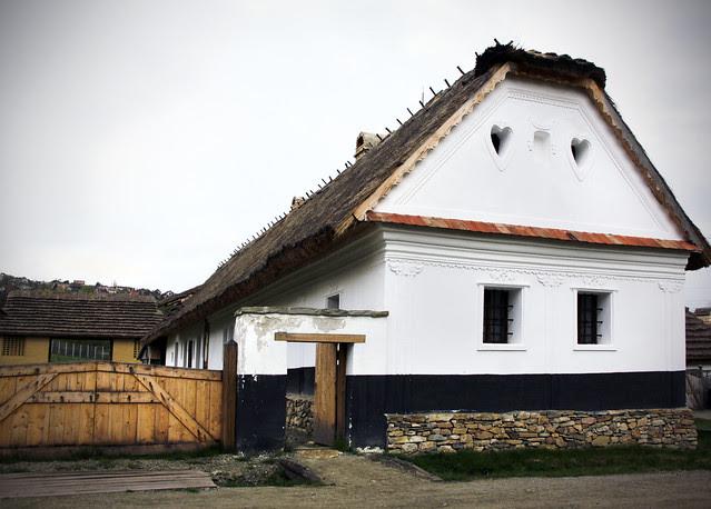 Dorf in Nordungarn