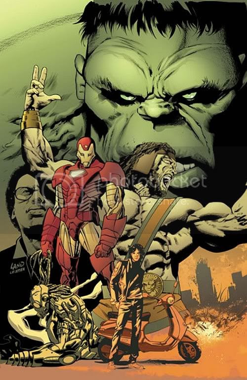 World War Hulk Aftersmash