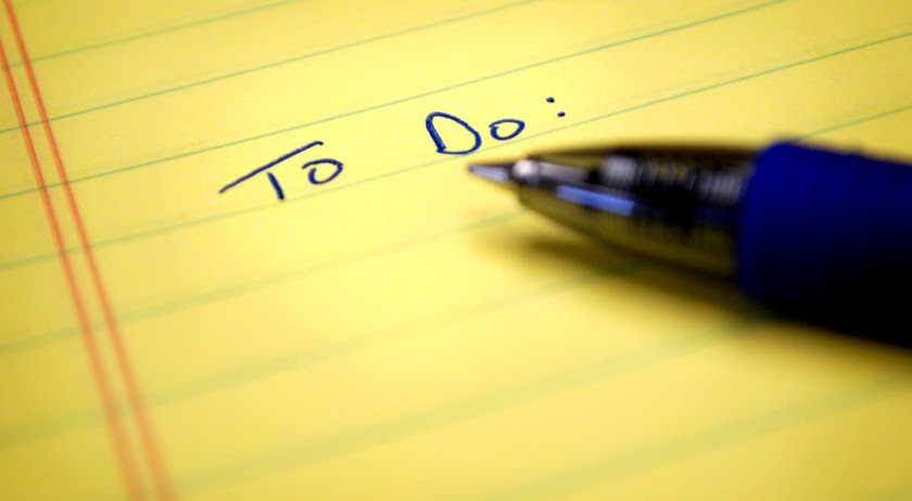 Daily To Do List Reminder