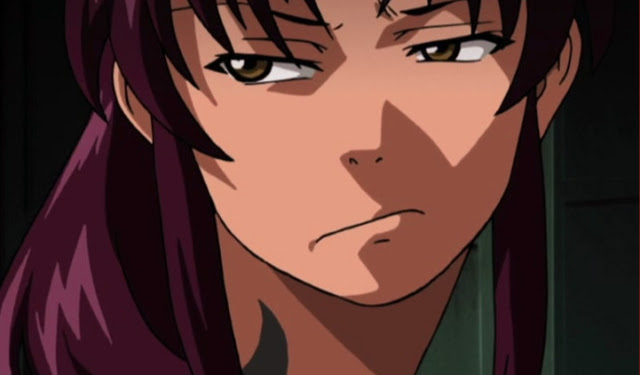 Black Lagoon Revy Icon