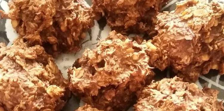 Recipe: Yummy Healthy Vegan Almond Joy Inspired Cookie Balls
