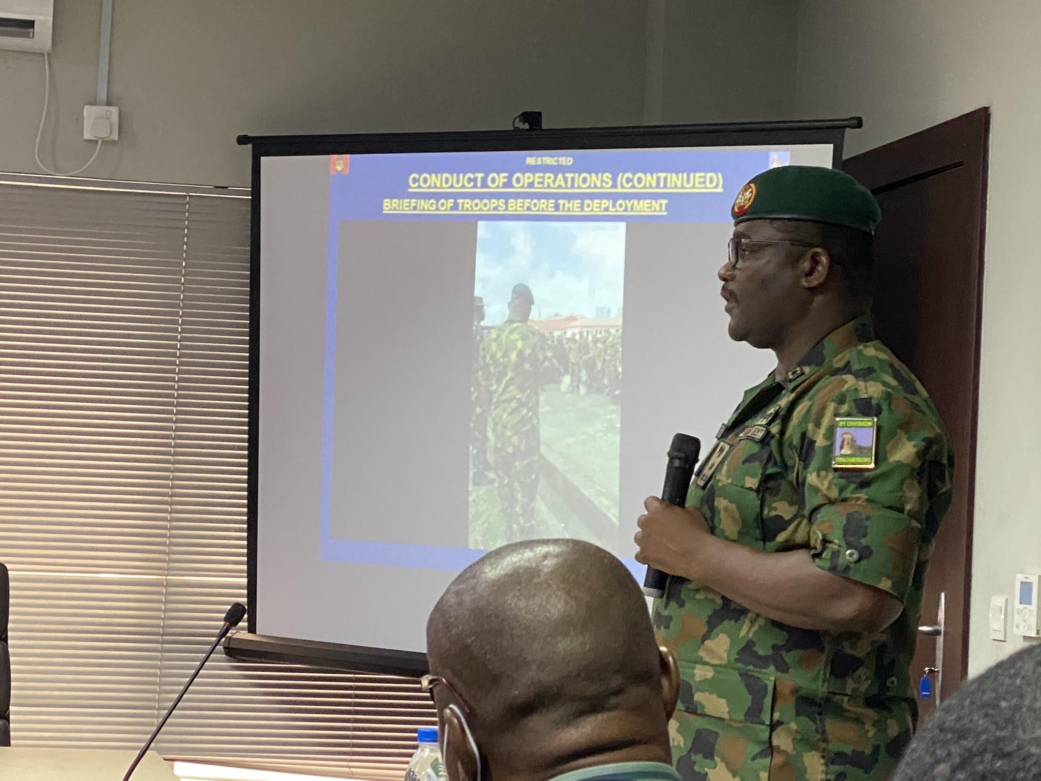 Brigadier-General Ahmed Taiwo