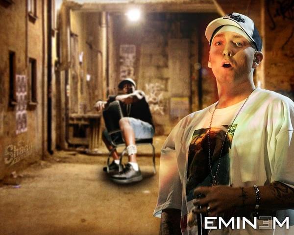 eminem wallpaper 2009