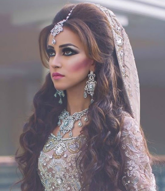 Wedding Juda Hairstyle Step By Step: Wedding Hairstyles Open Hair