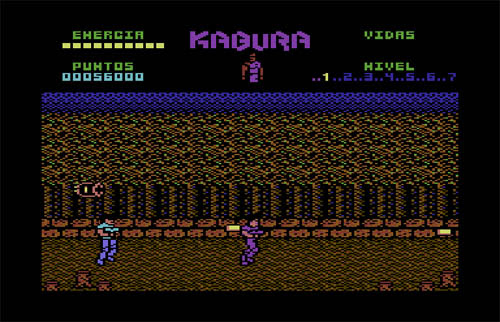 Kabura Commodore 64 - 3