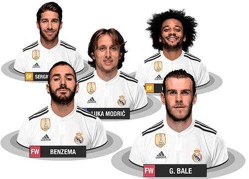 Real Madrid Png 2019