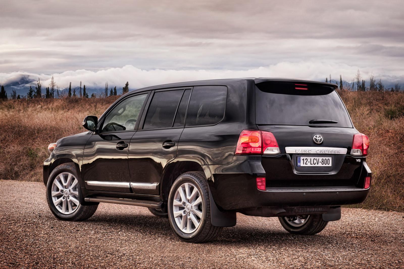 Toyota Land Cruiser Prado 2013: una hermosa SUV con todas las ...