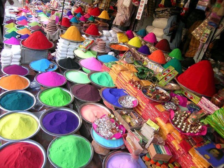 color ... color ... color!