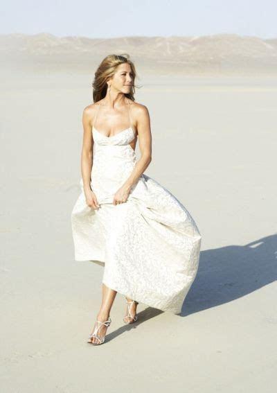 Jennifer Aniston Valentino wedding dress   Dress