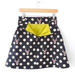 sew a skirt lining