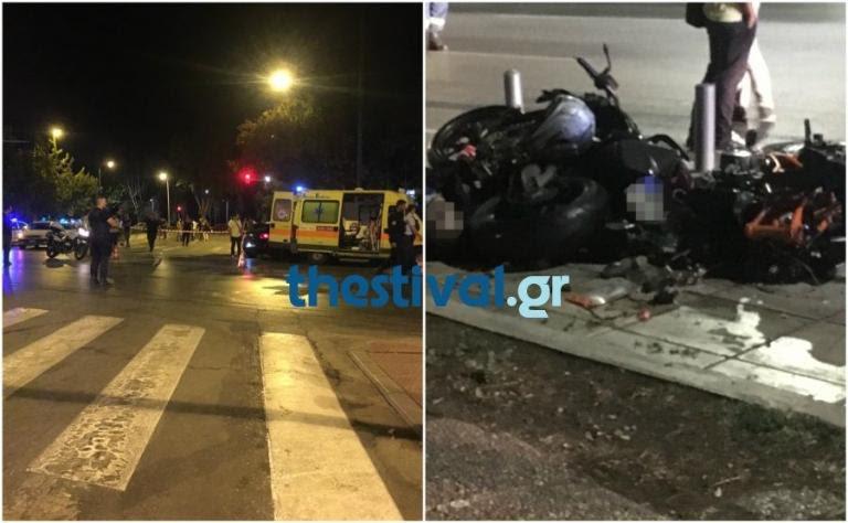 Θεσσαλονίκη: Τρεις νεκροί σε τροχαίο – Προσοχή σκληρές εικόνες [pics]   Newsit.gr