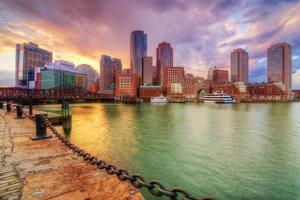 Boston law enforcement search slowed down deliveries