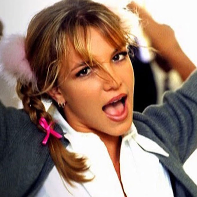 Britney Spears' Message To Fans On Her 20th Anniversary Of ...Baby One More Time