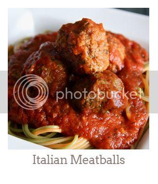 """""""Italian Meatballs"""""""