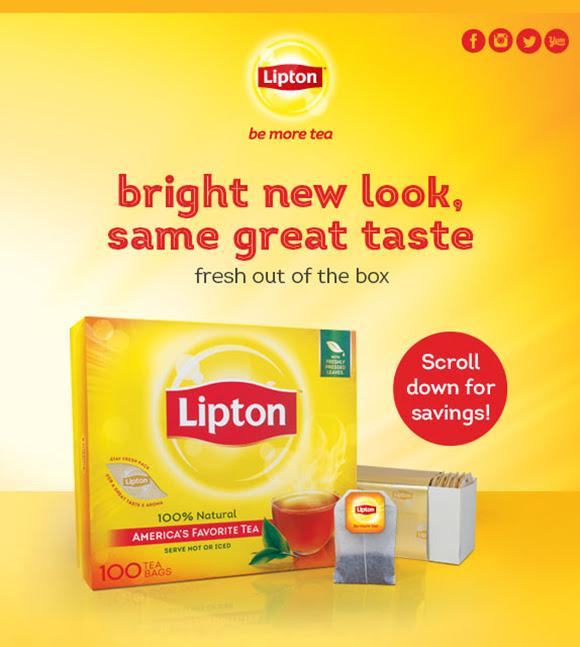 bright new look, same great taste