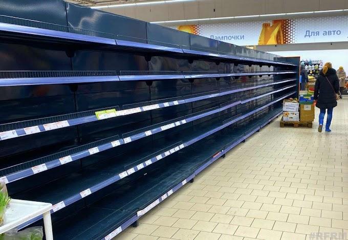 Правительство Беларуси заморозило цены на еду и лекарства